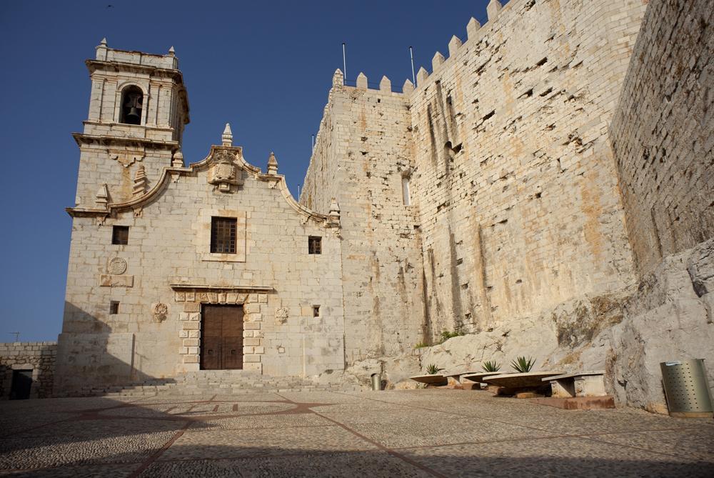 Fotografía de la Iglesia de Santa María, Peñíscola