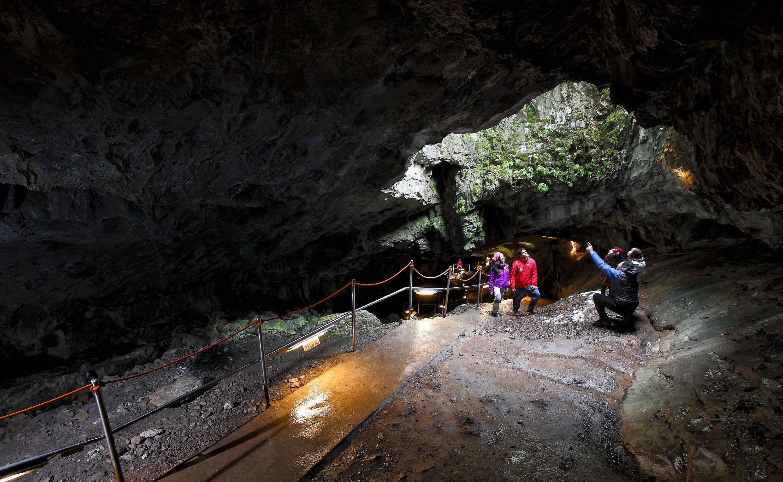 Fotografía de la Cueva de las Güixas, Villanúa