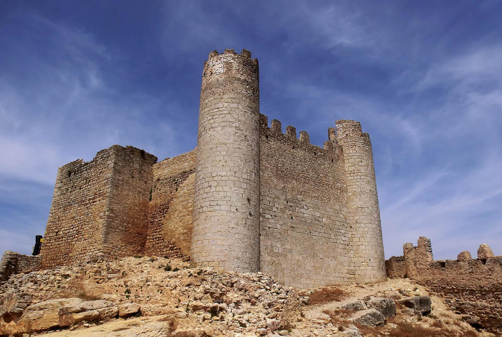 Castillo de Alcalá de Xivert, Alcocéber