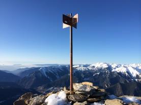 Pico de Casamanya Andorra Estación Vallnord Ordino