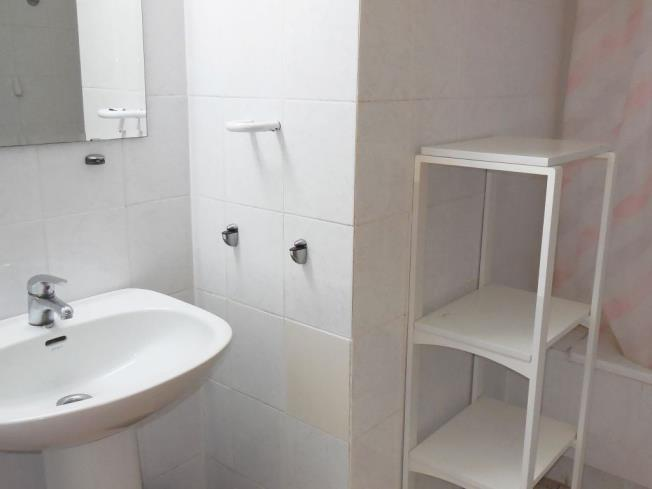 Baño Apartamentos Habitat--Playa Romana 3000 Alcoceber