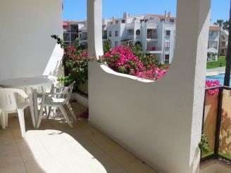 Terraza España Costa Azahar Alcoceber Apartamentos Habitat--Playa Romana 3000