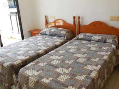 Dormitorio España Costa Azahar Alcoceber Apartamentos Habitat--Playa Romana 3000