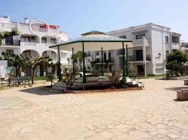 Jardín España Costa Azahar Alcoceber Apartamentos Habitat--Playa Romana 3000