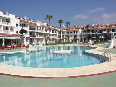 Piscina España Costa Azahar Alcoceber Apartamentos Habitat--Playa Romana 3000