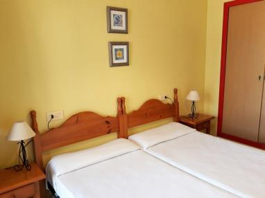 Dormitorio Apartamentos Habitat--Playa Romana 3000 Alcoceber