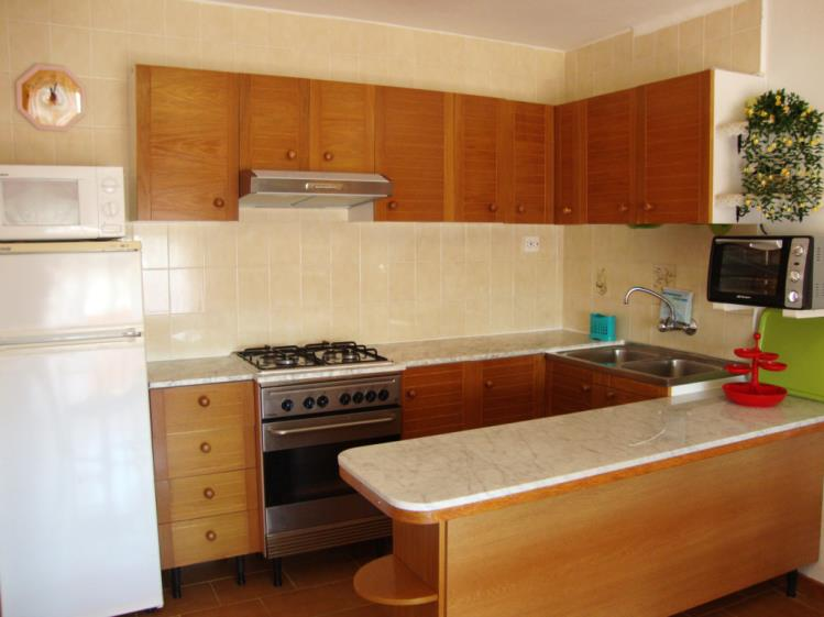Cocina Apartamentos Mar de Peñiscola--Casablanca 3000 Peñiscola
