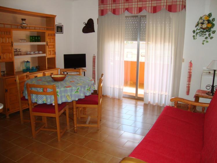 Salón Apartamentos Mar de Peñiscola--Casablanca 3000 Peñiscola
