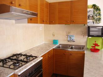 Kitchen Espagne Costa del Azahar PENISCOLA Appartements Mar de Peñiscola--Casablanca 3000