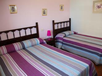 chambre Espagne Costa del Azahar PENISCOLA Appartements Mar de Peñiscola--Casablanca 3000