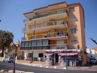 Façade Summer Espagne Costa del Azahar PENISCOLA Appartements Mar de Peñiscola--Casablanca 3000