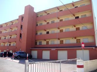 Fachada Verano España Costa Azahar Peñiscola Apartamentos Mar de Peñiscola--Casablanca 3000