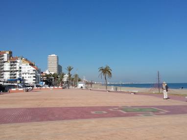 España Costa Azahar Peñiscola Apartamentos Mar de Peñiscola--Casablanca 3000