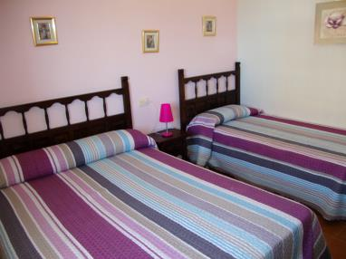 Dormitorio España Costa Azahar Peñiscola Apartamentos Mar de Peñiscola--Casablanca 3000