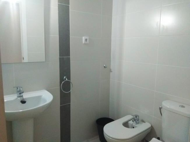 Baño Apartamentos Playa de Benicarló 3000 Benicarlo