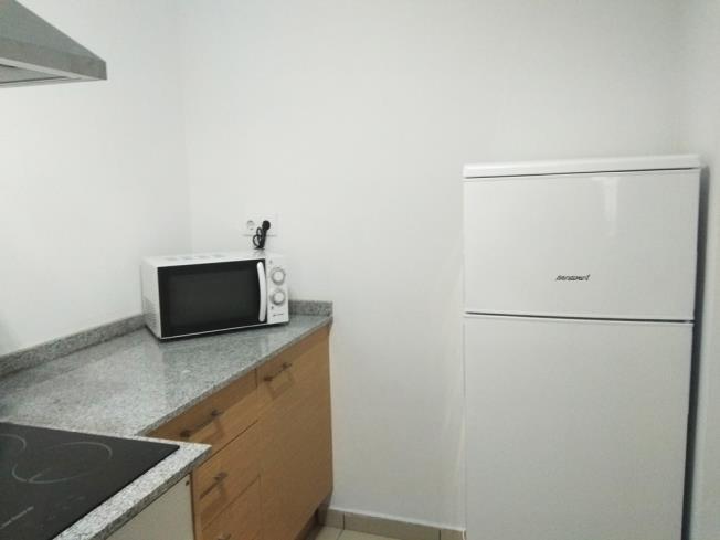 Cocina Apartamentos Playa de Benicarló 3000 Benicarlo