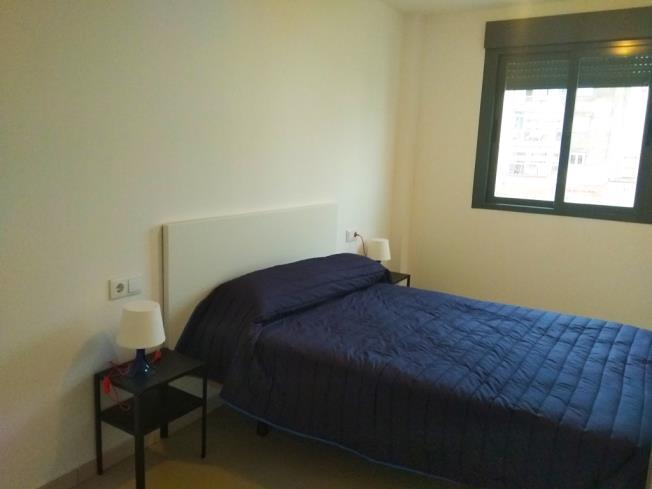 Dormitorio Apartamentos Playa de Benicarló 3000 Benicarlo