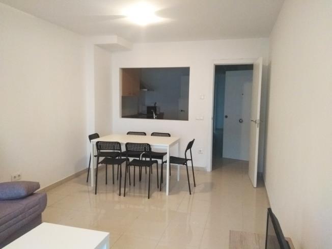 Salón comedor Apartamentos Playa de Benicarló 3000 Benicarlo