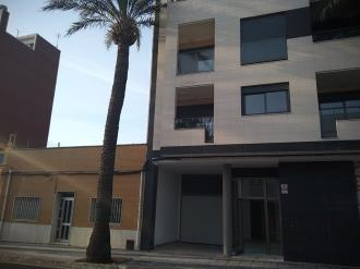 Fachada Invierno España Costa Azahar Benicarlo Apartamentos Playa de Benicarló 3000