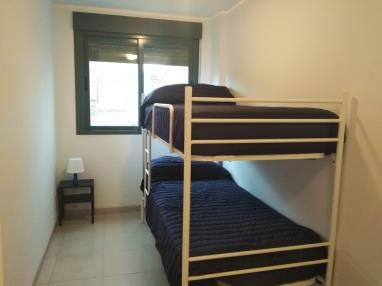 Dormitorio España Costa Azahar Benicarlo Apartamentos Playa de Benicarló 3000