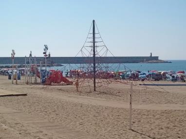 Exterior España Costa Azahar Benicarlo Apartamentos Playa de Benicarló 3000