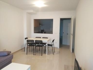 Salón comedor España Costa Azahar Benicarlo Apartamentos Playa de Benicarló 3000