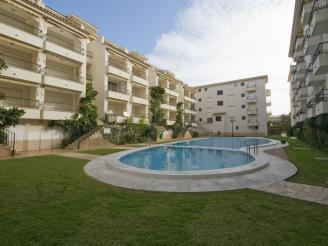 Piscina España Costa Azahar Alcoceber Apartamentos Playamar 3000