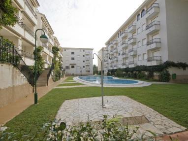 Jardín España Costa Azahar Alcoceber Apartamentos Playamar 3000