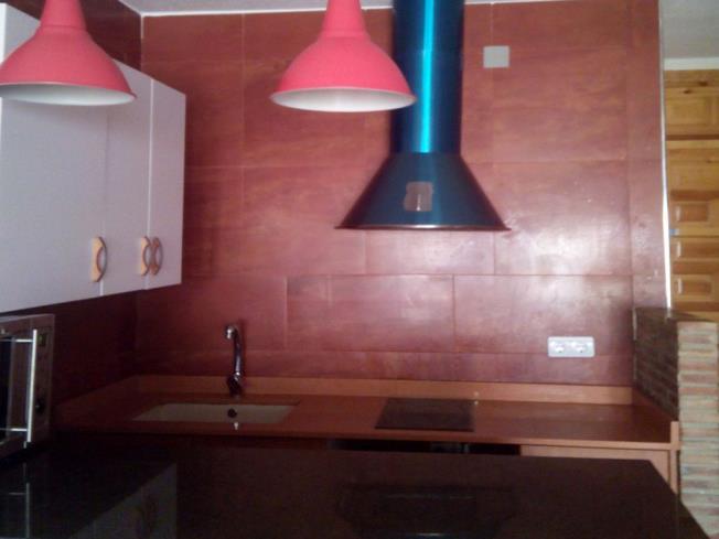 Cocina Apartamentos Gandia Bellreguard 3000 Bellreguard