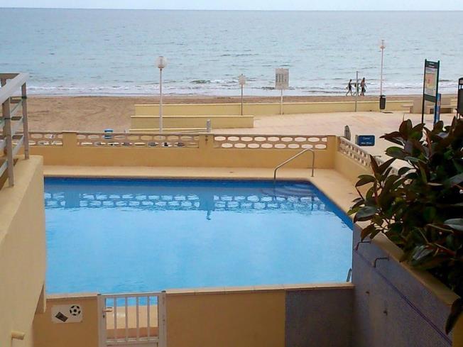 Piscina Apartamentos Gandia Bellreguard 3000 Bellreguard