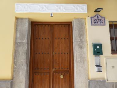 Fachada Verano España Andalucía Granada Granada Nahira Suites 3000