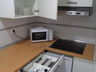 Kitchen Espagne Sierra Nevada GRANADA Appartements Lorena Dreams 3000