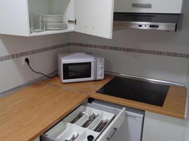 Cocina España Andalucía Granada Apartamentos Lorena Dreams 3000