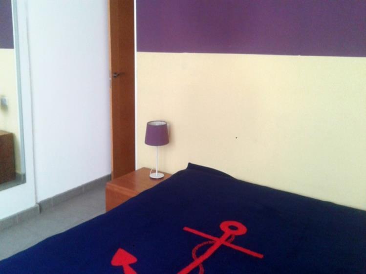 Dormitorio Apartamentos Gandía Playa Centro 3000 Gandia