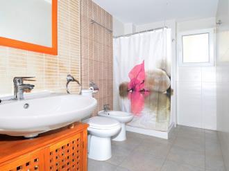 bain Espagne Costa de Valencia GANDIA Appartements Gandía Playa Centro 3000