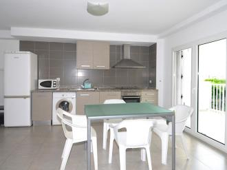 Kitchen Espagne Costa de Valencia GANDIA Appartements Gandía Playa Centro 3000