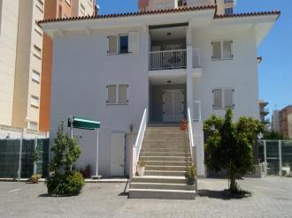 Façade Summer Espagne Costa de Valencia GANDIA Appartements Gandía Playa Centro 3000