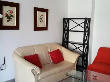 Salón España Costa de Valencia Gandia Apartamentos Gandía Playa Centro 3000