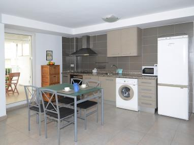 Kitchen Appartements Gandía Playa Centro 3000 GANDIA