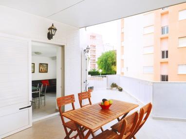 Terraza España Costa de Valencia Gandia Apartamentos Gandía Playa Centro 3000