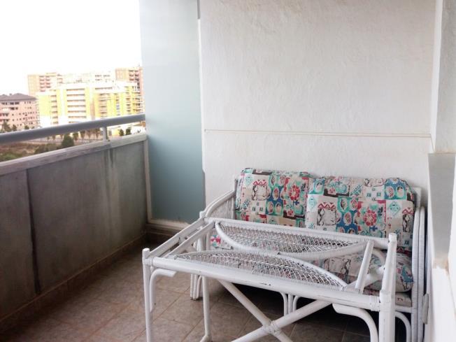 Balcón Apartamentos Colomeras 3000 Oropesa del mar