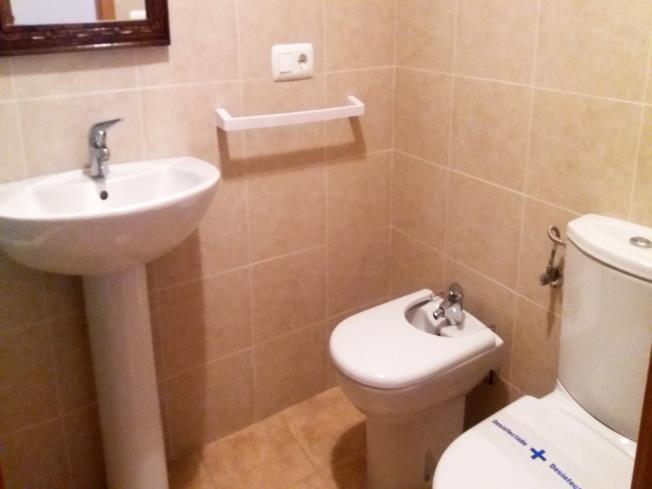 Baño Apartamentos Colomeras 3000 Oropesa del mar