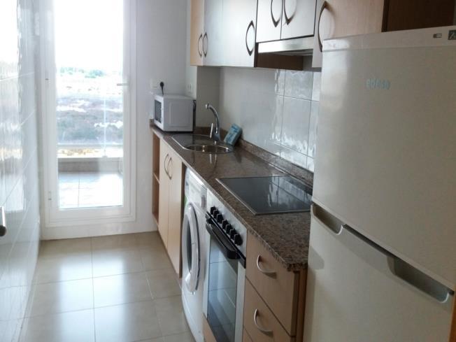 Cocina Apartamentos Colomeras 3000 Oropesa del mar