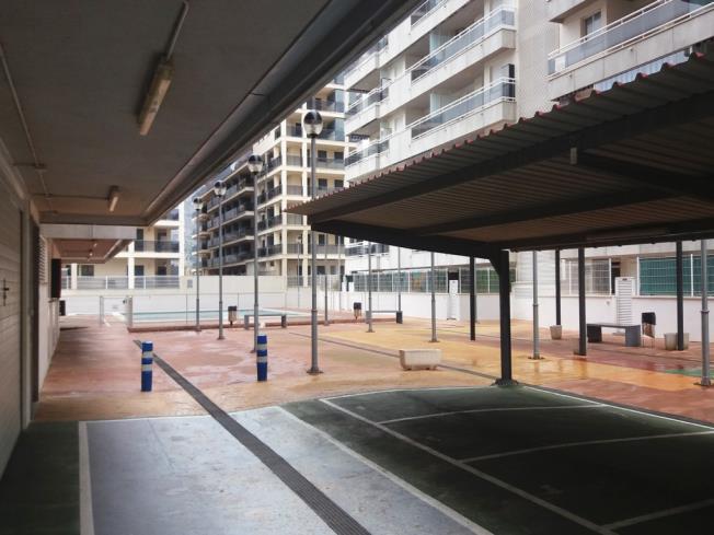 Garaje Apartamentos Colomeras 3000 Oropesa del mar