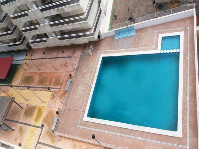 Piscina Apartamentos Colomeras 3000 Oropesa del mar