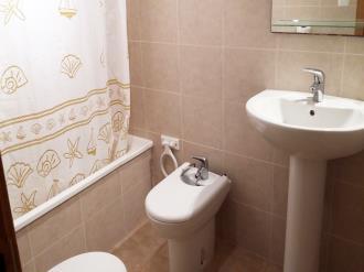 Baño España Costa Azahar Oropesa del mar Apartamentos Colomeras 3000