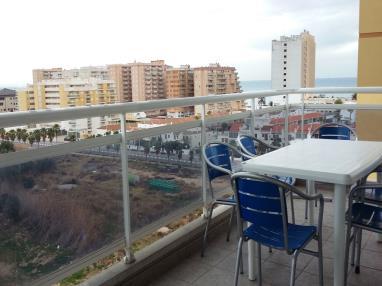 Balcón España Costa Azahar Oropesa del mar Apartamentos Colomeras 3000