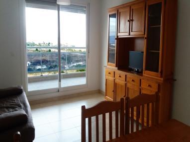 Salón comedor España Costa Azahar Oropesa del mar Apartamentos Colomeras 3000