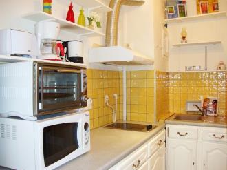 Cocina Andorra Estación Grandvalira Pas de la Casa Apartamentos Vaquers 3000