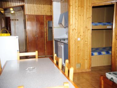 Salón comedor Andorra Estación Grandvalira Pas de la Casa Apartamentos Vaquers 3000